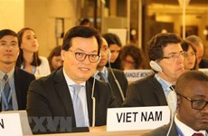 Vietnam attends 35th Francophonie ministerial conference