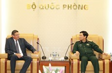 Vietnam, Israel step up defence cooperation