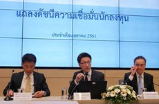 Investors and analysts both rosy on the Thai economy