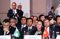Vietnam's top legislator attends opening ceremony of MSEAP 3
