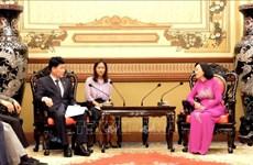 HCM City, RoK's Gyeonggi province foster collaboration
