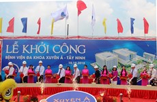 Tay Ninh: New hospital to boost poor people' access to quality health care