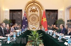 Vietnam, Australia hold strategic dialogue on foreign affairs and defence