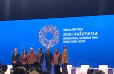 IMF, WB launch Bali Fintech Agenda
