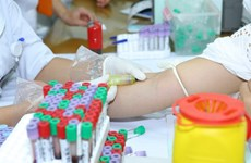 People in Hanoi get free HBV tests