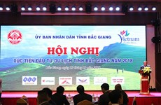 Bac Giang attracts large tourism projects