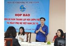 Various activities to mark Vietnamese Women's Day