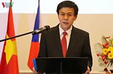 Vietnam, Czech seek closer cooperation between localities
