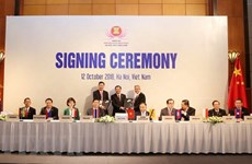 ASEAN+3 steps up cooperation in food security