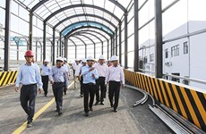 First waste-to-energy plant in Can Tho begins trial operation