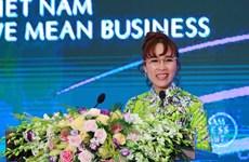 Vietjet CEO receives the ASEAN Entrepreneurs Award 2018