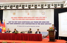 Seminar highlights Vietnam-Cambodia-Laos economic links