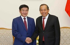 Deputy PM calls for stronger Vietnam-Mongolia ties across multiple fields