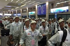 Over 102,000 Vietnamese sent to work abroad in nine months