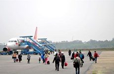 3 trillion VND allocated for upgrade of Vinh airport