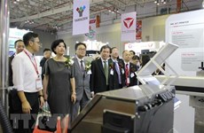 Int'l precision engineering, machinery exhibition to open in Hanoi