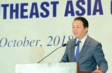 Southeast Asia geology congress takes place in Hanoi