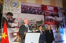 15 years of Russian science, culture centre marked