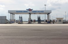 Hai Phong has first inland container depot