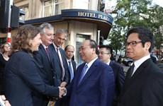 Vietnam facilitates investment from EU, Belgium: Prime Minister