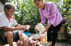Vietnam eliminates lymphatic filariasis