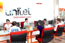 Unitel to provide Internet access to 80 pct of Lao population