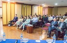 Vietnam steps up trade, investment cooperation with Ecuador