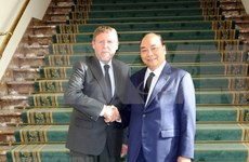 Belgian lower house backs expanded ties with Vietnam