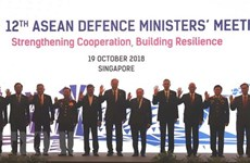 ASEAN sets up network for handling new security challenges