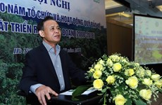 Vietnam to collect over 100 mln USD from forest environment services in 2018