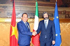 Vietnam calls on Italian parliament to back early ratification of EVFTA