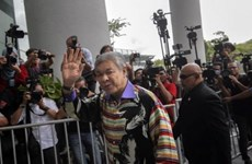 Former Malaysian Deputy PM faces 45 counts