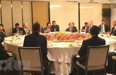 ASEAN steps up defence cooperation with US, China