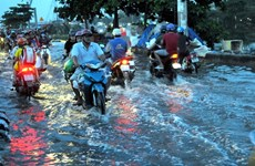 Mekong Delta is getting a real sinking feeling