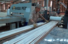 Vietnam's wood export expands nearly 16 pct in 9 months