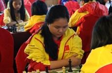 HCM City girl wins world junior chess champs