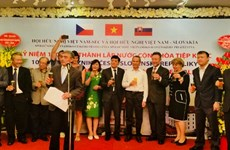 100th founding anniversary of Czechoslovakia marked in Hanoi