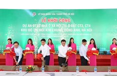 Hanoi aims for more social housing by 2020