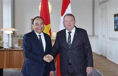 PM Phuc concludes P4G summit, official visit to Denmark