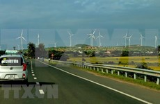 Ninh Thuan to have four new wind power plants by year-end