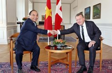 Vietnam, Denmark issue joint statement