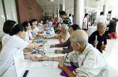 Outpatient departments of major hospitals' new branches inaugurated