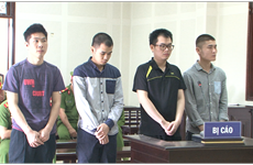 Quang Ninh: First-instance trial begins for Chinese nationals with fake ATM cards