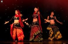 Ninh Binh hosts Ahlan International Belly Dance Festival