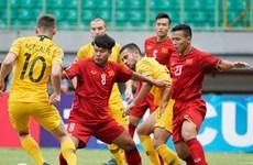 Vietnam loses to Australia, says goodbye to AFC U19 champs