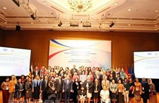 Vietnam supports ASEAN-EU partnership in gender equality
