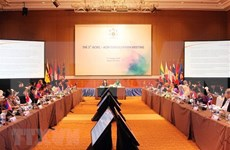 ASEAN discusses regional cooperation in gender equality