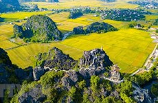 Ninh Binh targets higher tourism quality