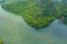 Tourists to Ninh Binh up 4.9 percent