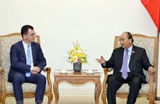 PM sets Vietnam-Romania trade target at over 500 mln USD
